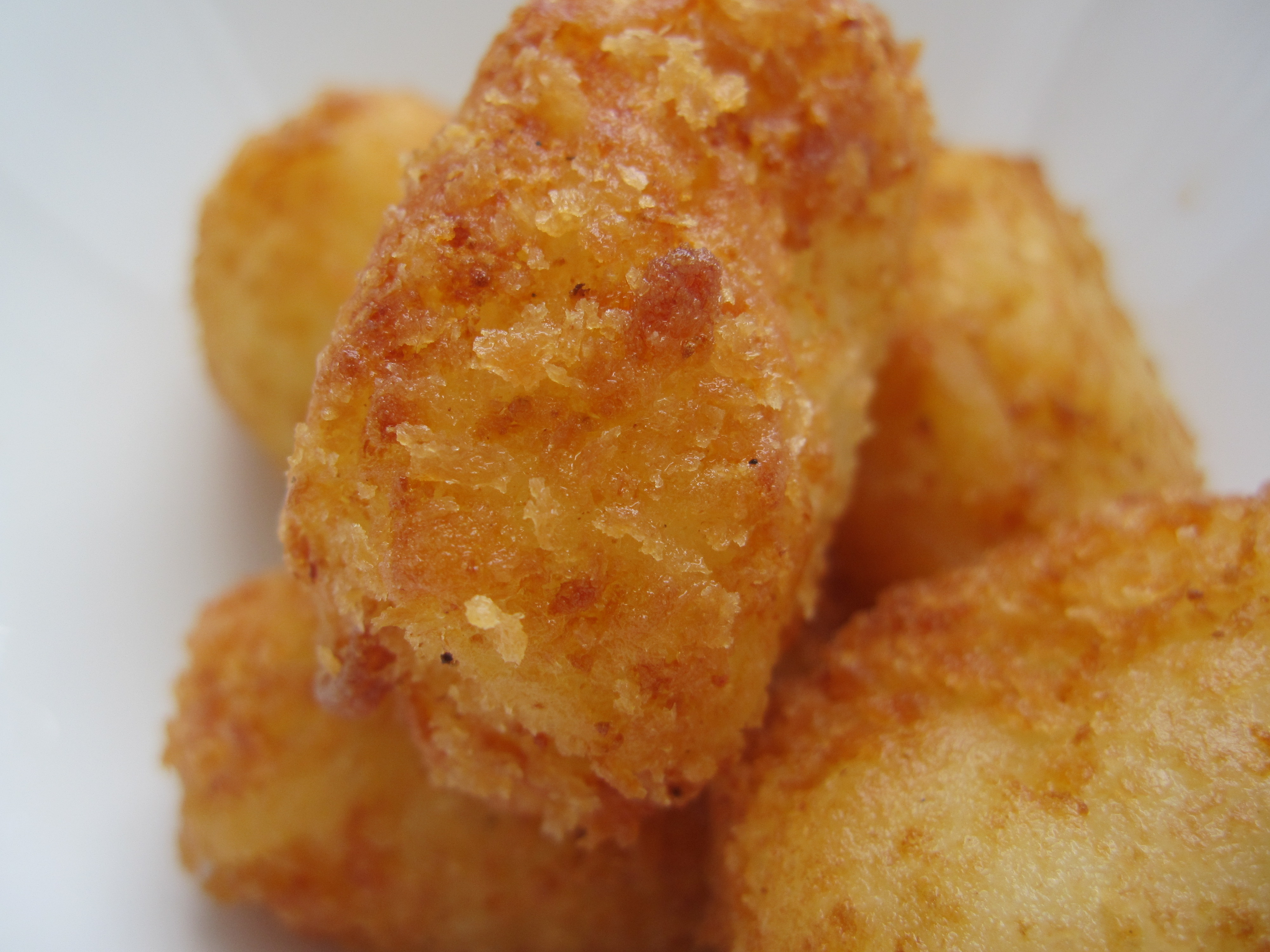 Homemade Tater Tots and Blue Cheese Sauce – Candice Birdsong