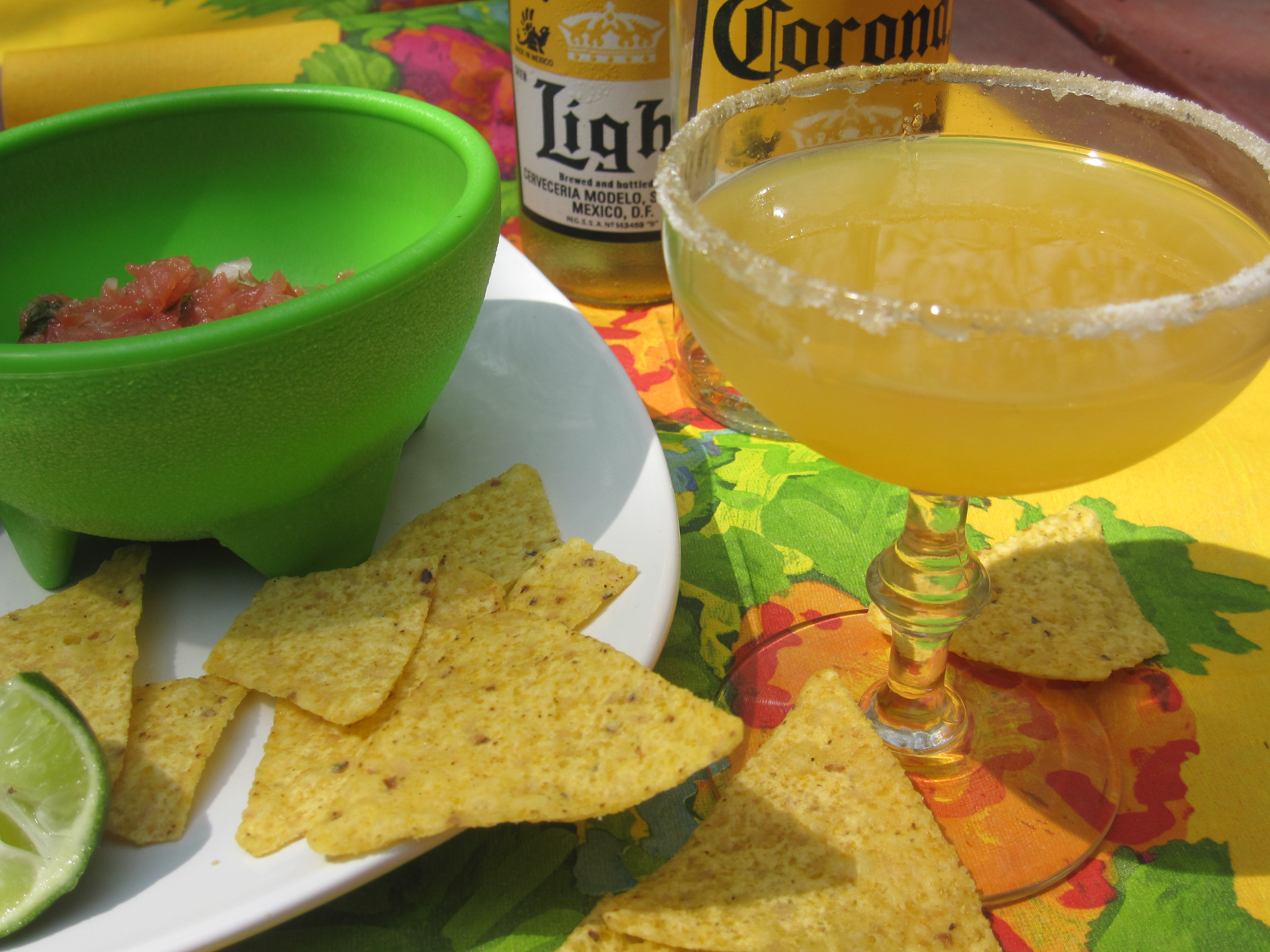 Cinco de Mayo Ideas and Roasted Corn with Cilantro Lime Butter ...