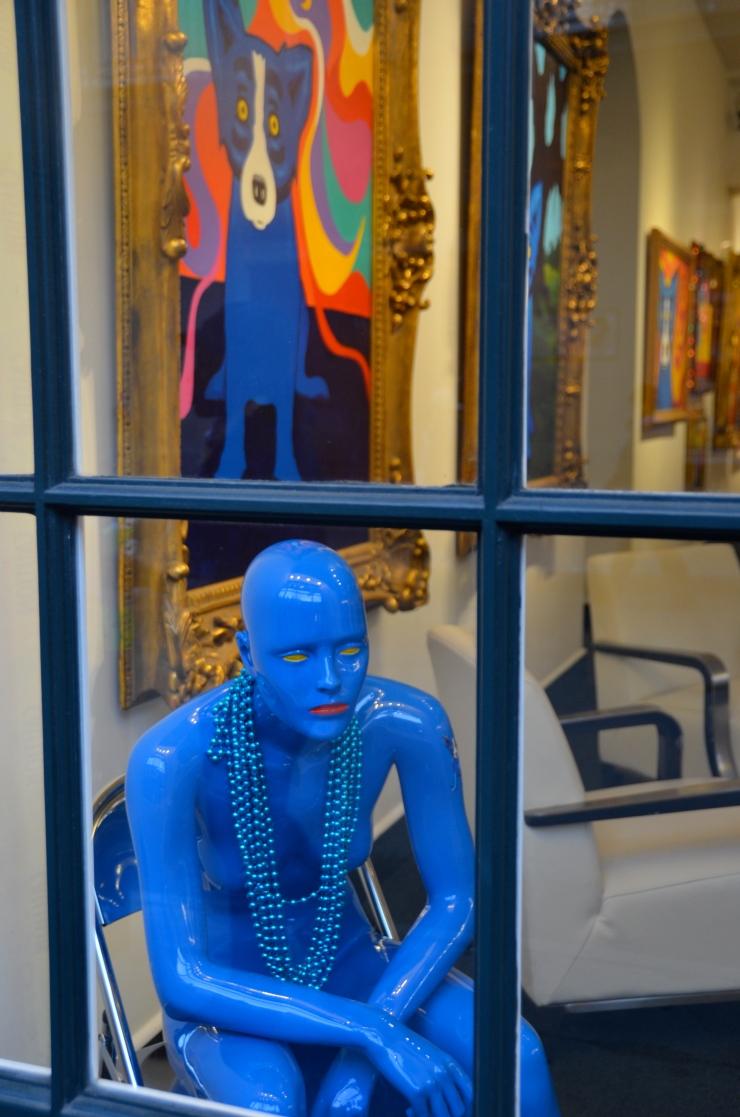 french quarter art gallery