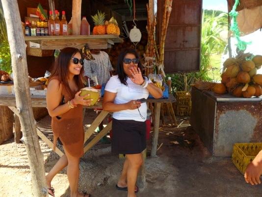 prettygirlscook in jamaica