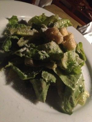 ceasar salad margurites montego bay jamaica