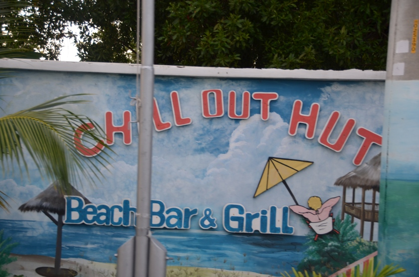 chill out hut jamaica