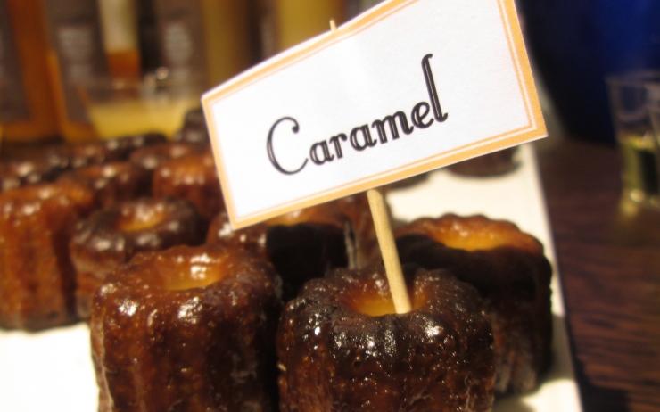 caramel canele by celine