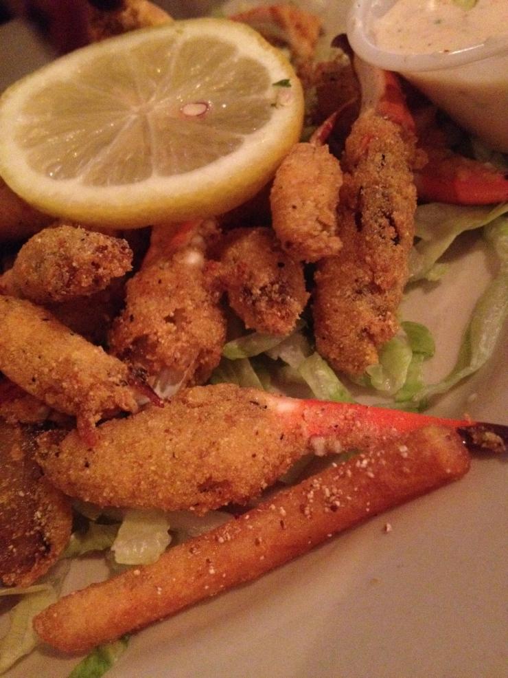 felixs fried crab claws