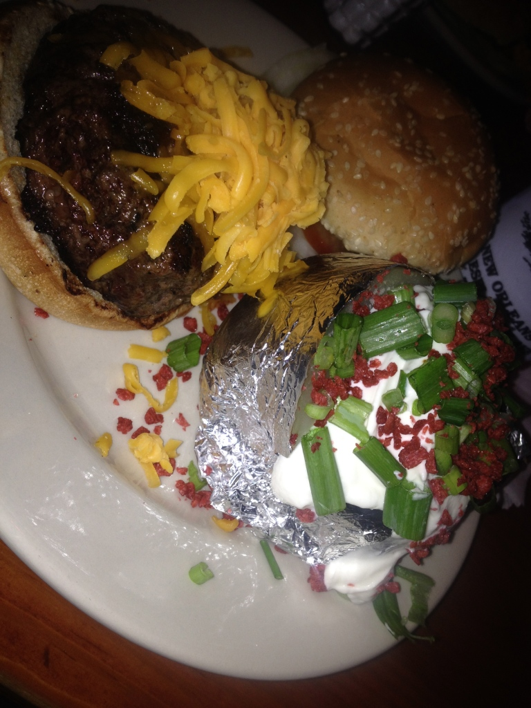 Port of Call Burger