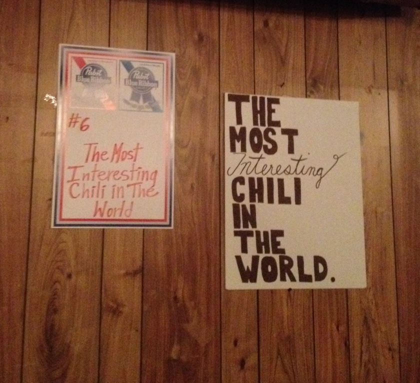 philly chili bowl most interesting chili in the world