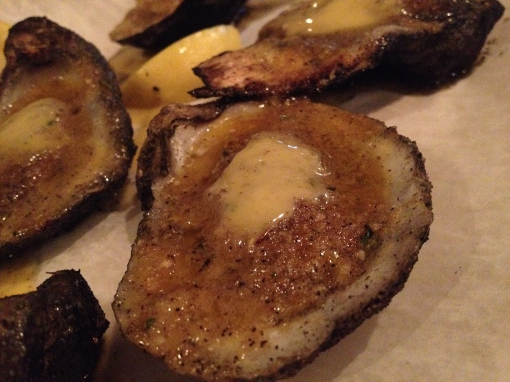 felixs char grilled oysters