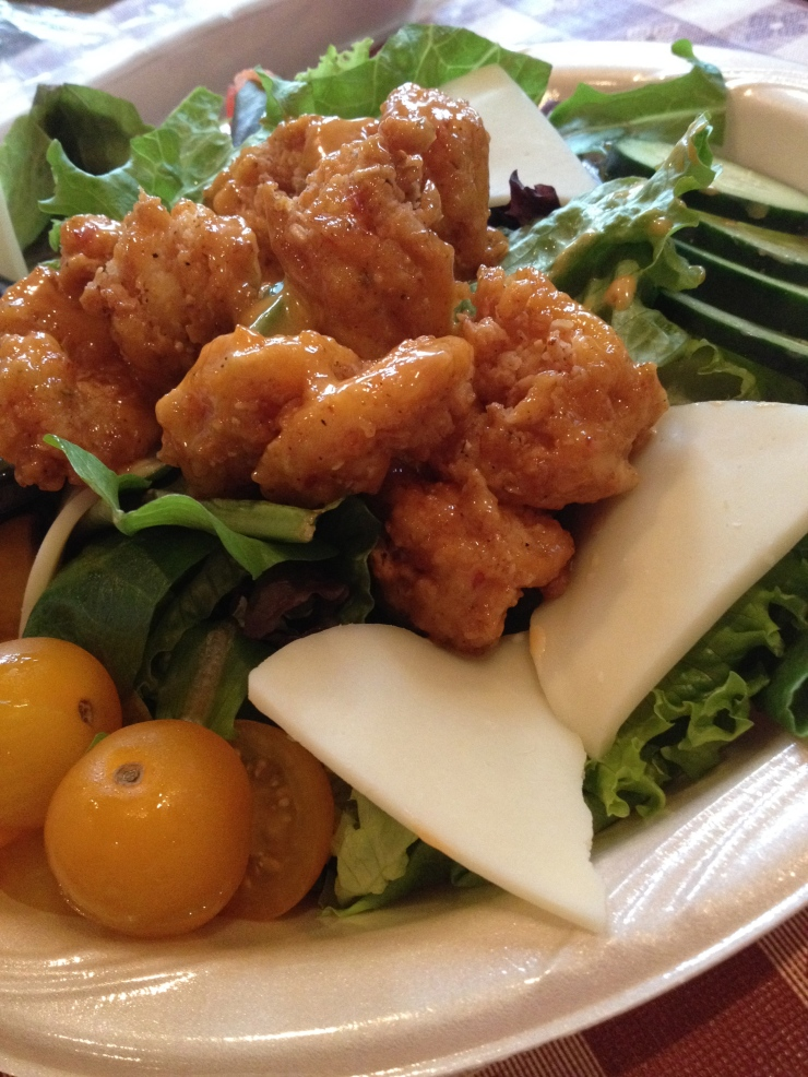k pauls dancing shrimp salad