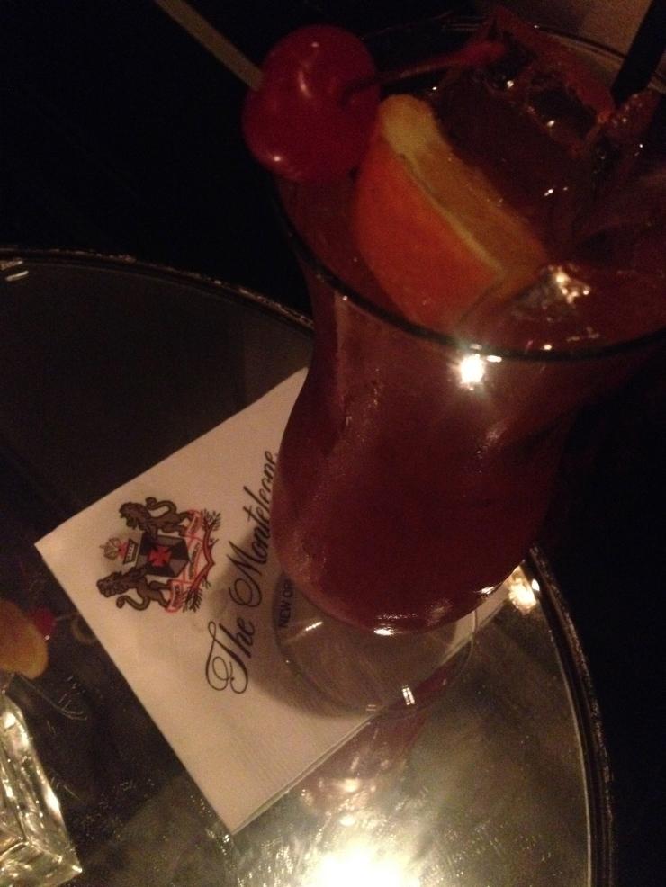 carousel bar hurricane