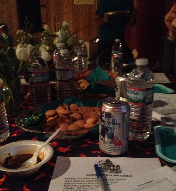 philly chili bowl judges table