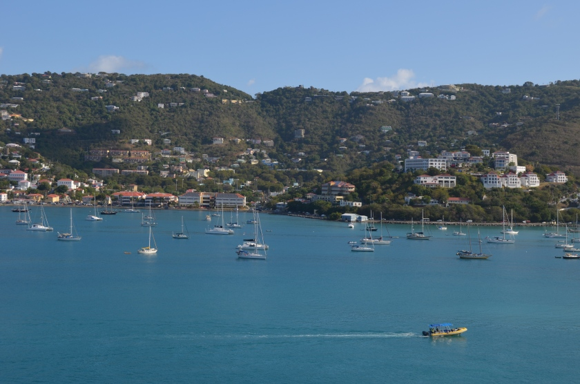 port of st john