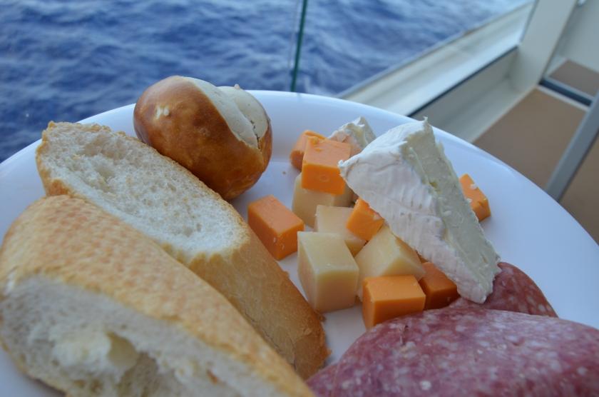 cheese plate norwegian getaway