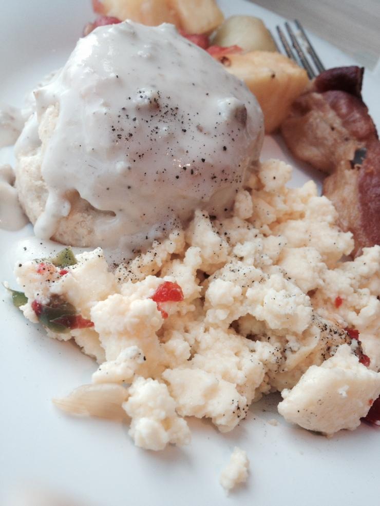 norwegian getaway breakfast buffet