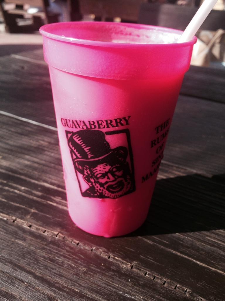 guavaberry colada st maarten
