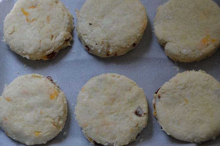 bacon jalapeño buttermilk biscuits