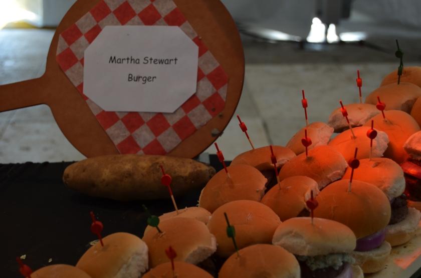 ac burger bash martha stewart burger