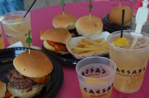 ac food and wine burger bash