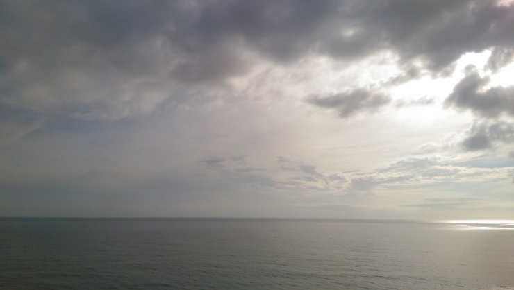 carnival conquest balcony view