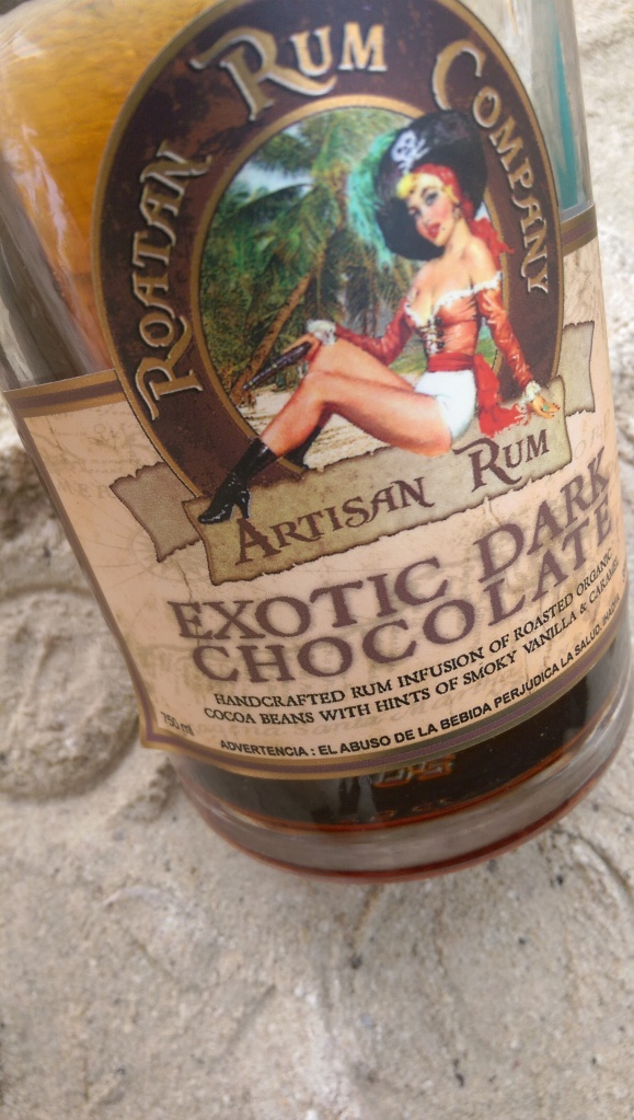 roatan dark chocolate rum