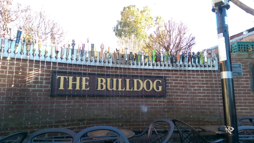 the bulldog on magazine new orleans