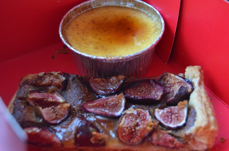 maison morange paris creme brule and fig tart