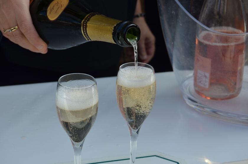 champagne Fêtes des vendanges de Montmartre