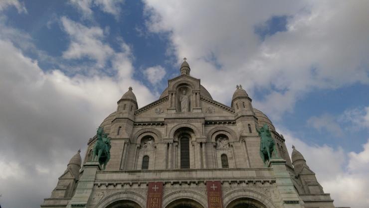 sacre coeur Fêtes des vendanges de Montmartre