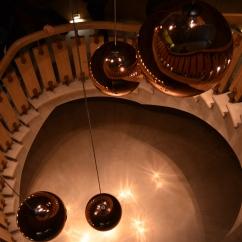 Stairway Château d'Yquem